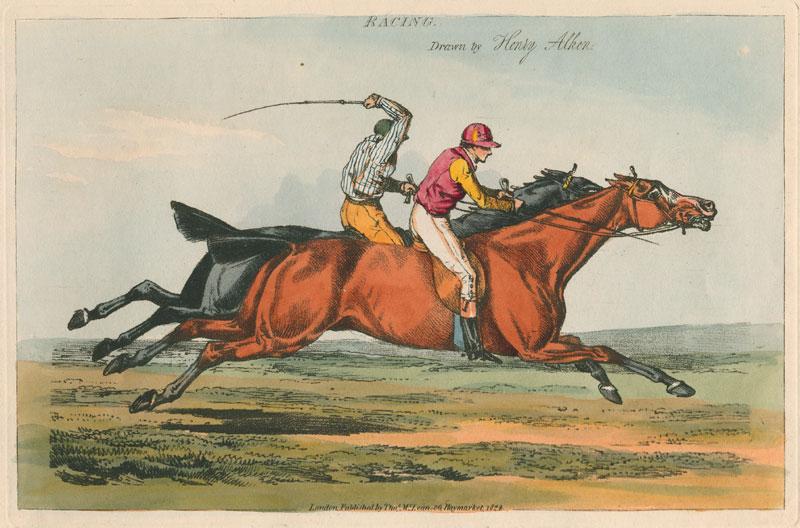 The Regency Horse World (1/5)