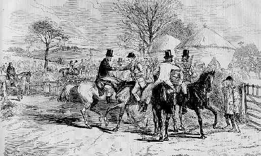 The Regency Horse World (2/5)