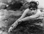 Silent Film Star Theda Bara