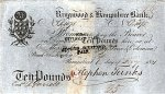 1821 banknote