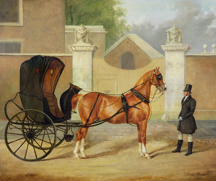 Private Carraiges of the English Regency (5/6)