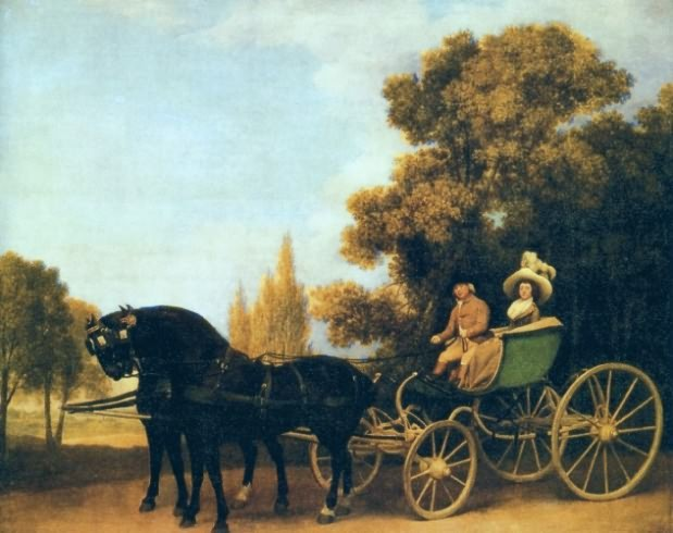 Private Carraiges of the English Regency (1/6)