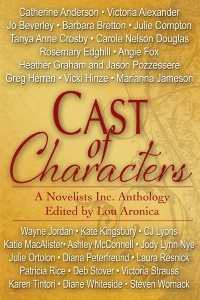 Cast of Characters Cover
