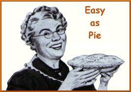 Clichés: Easy as Pie