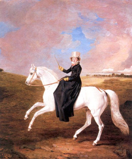 In the Saddle: Regency Riding (3/6)
