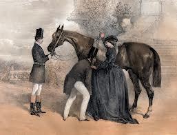 In the Saddle: Regency Riding (5/6)