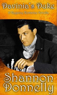 Davinia's Duke: A Regency Romance Novella