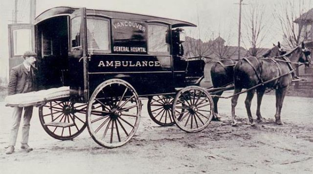 Early Ambulance